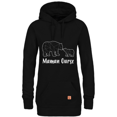 HOODIE : MAMAN OURS