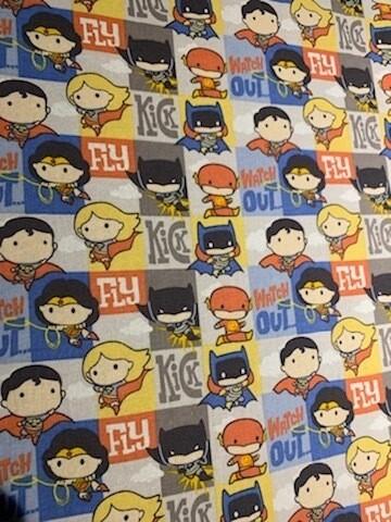 DC Superheros - CUSTOM