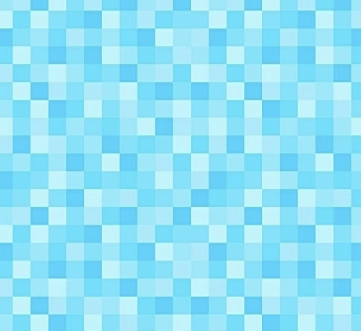 Blue Pixel - CUSTOM