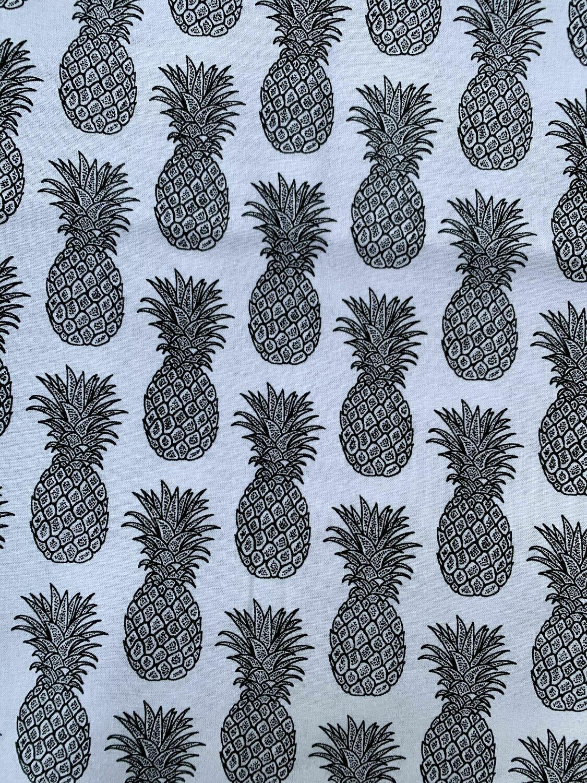 Pineapple BW- CUSTOM