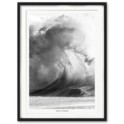 Dramatic Shoreline