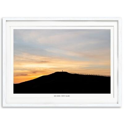 Sundown Porth Island