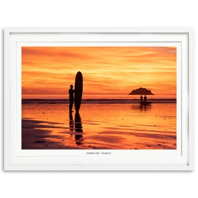 Evening Surf Polzeath