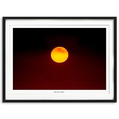 Deep into Sunset