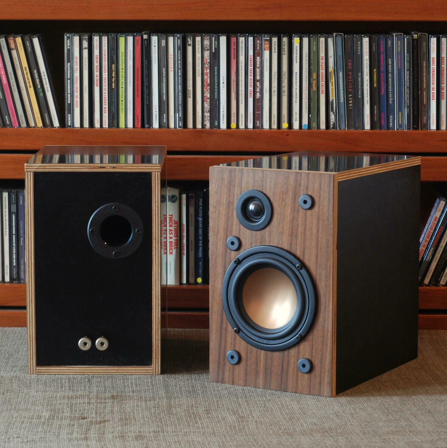 Build Your Own Speakers - at-home class