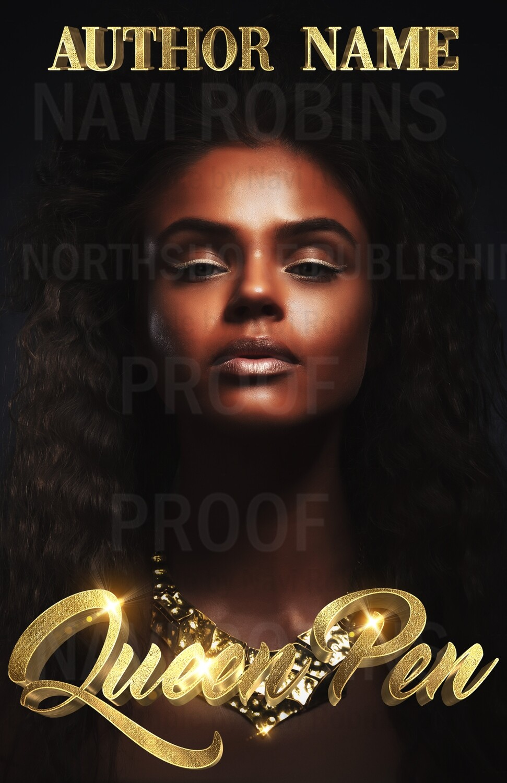 Queen Pen pre-made eBook cover (Paperback version available)