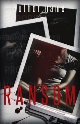 Ransom pre-made eBook cover (Paperback version available)