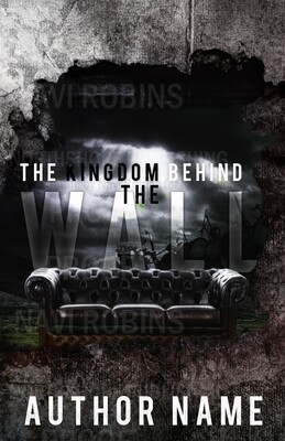 The Kingdom Behind the Wall pre-made eBook cover (Paperback version available)