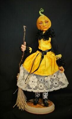 Pumpking Doll