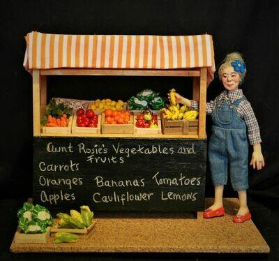 Aunt Rosie's Veggies and Fruits