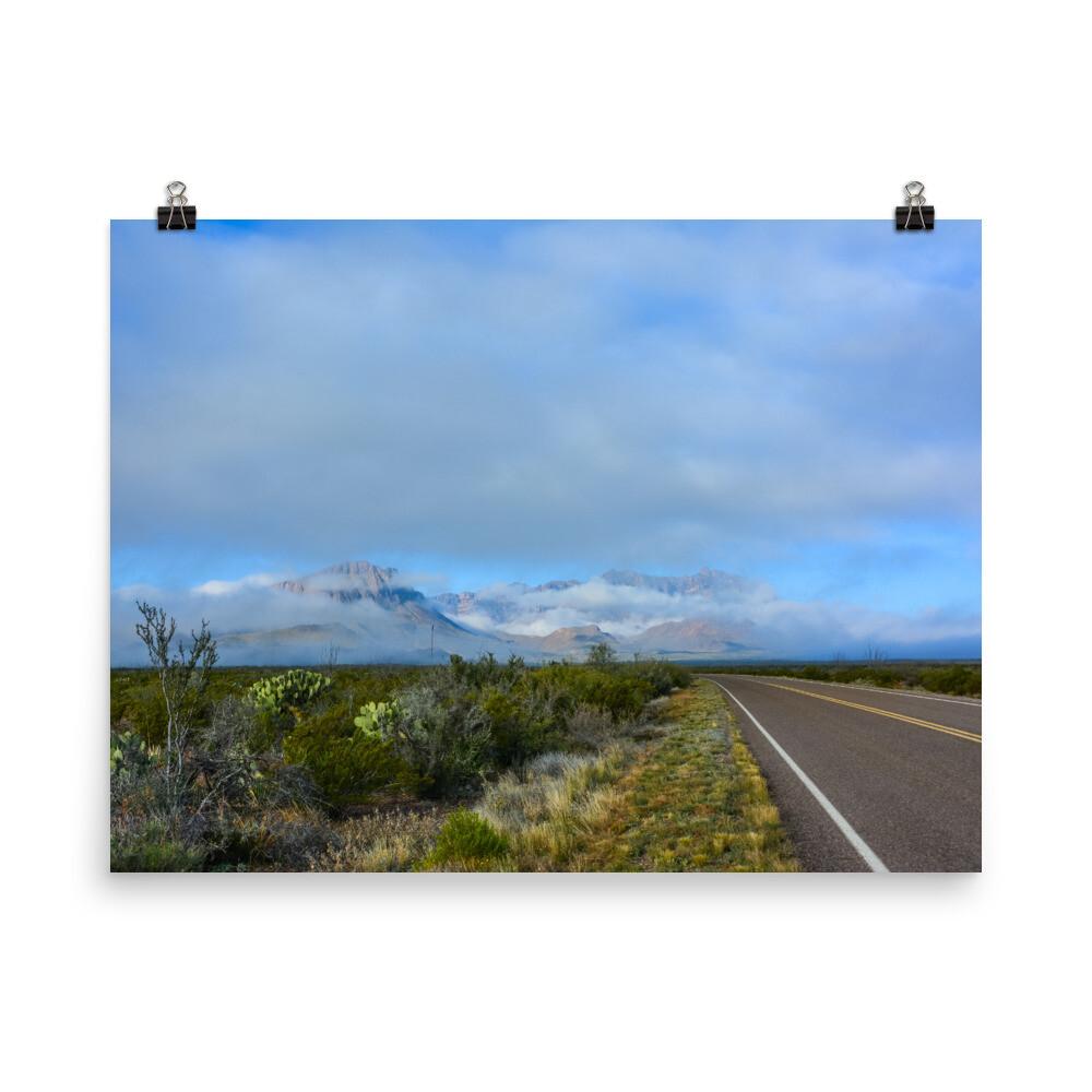 Big Bend National Park Photo Print