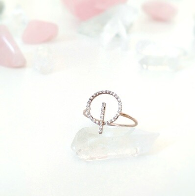 Qi Ring Small