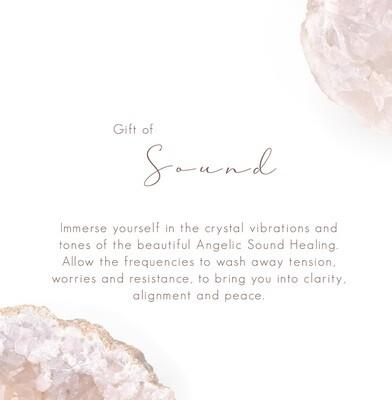 Crystal Singing Bowl Healing Session