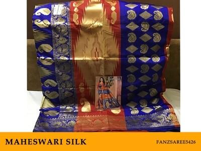 Maheswari Silk