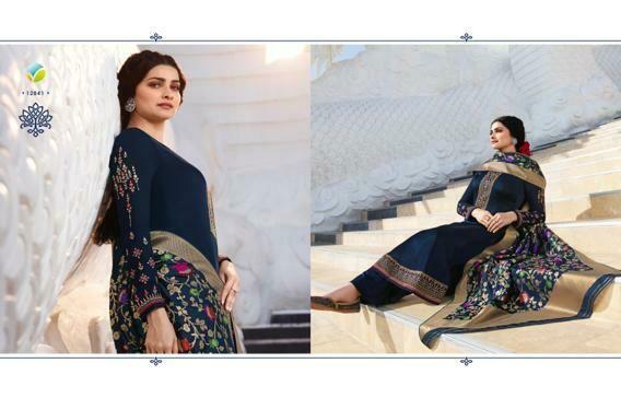 Vinay Fashion Kaseesh Banaras Vol 6