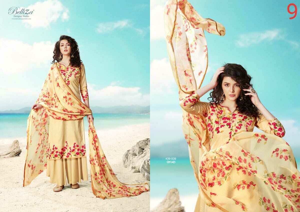 Presenting latest collections of Belliza Nazrana
