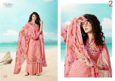 Presenting latest collections of Belliza Nazrana Vol 10