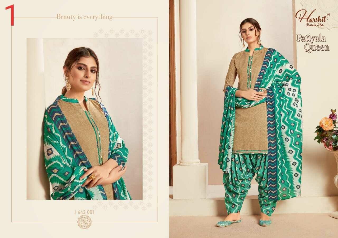 Harshit Fashion Hub Patiyala Queen