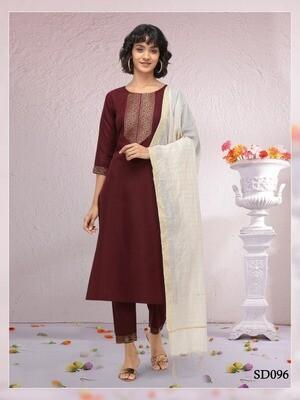 nainvish-ruhani-cotton-kurti-with-bottom-and-dupatta-nainvish-ruhani