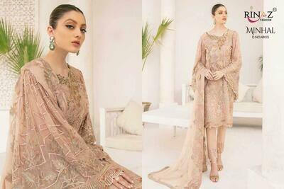 Rinaz fashion brand minhal vol 4