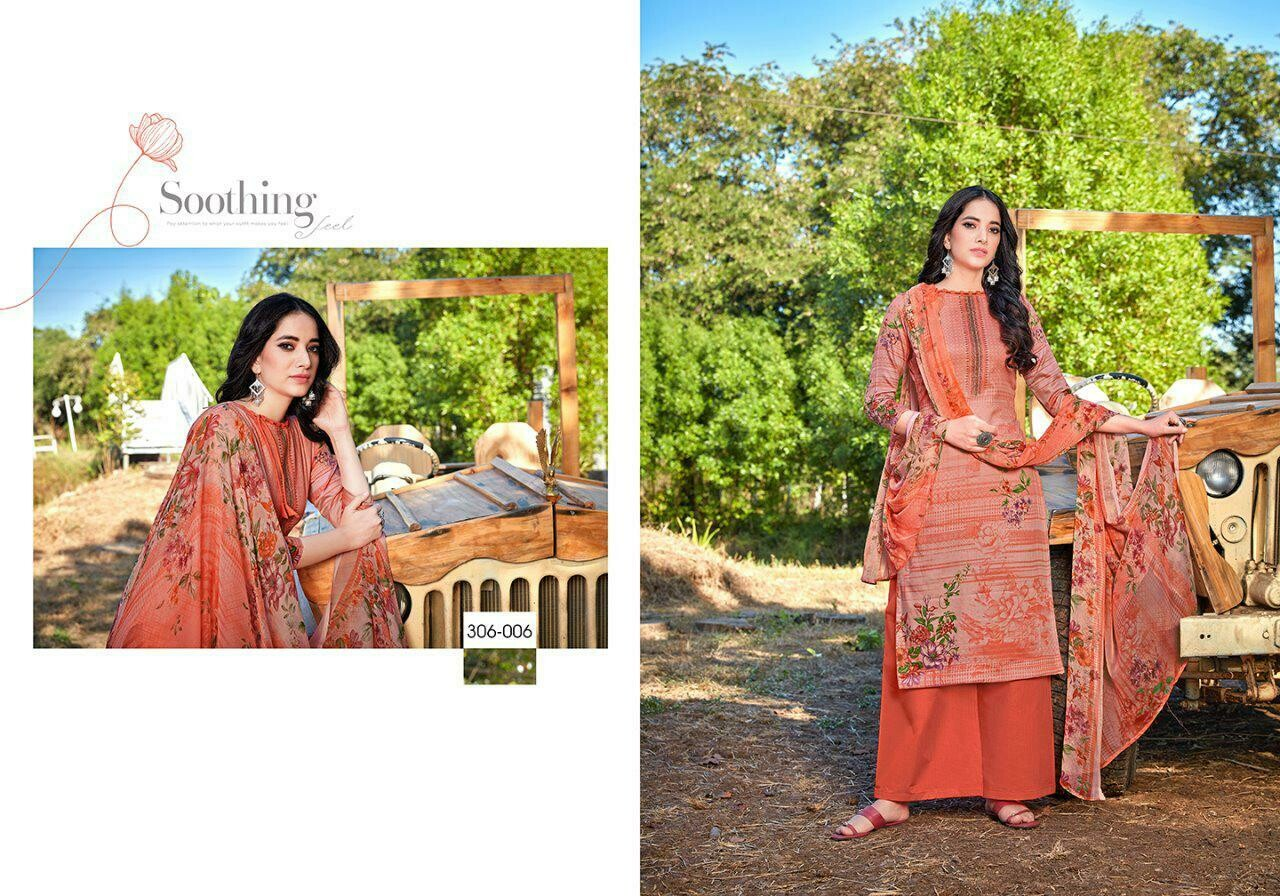Zulfat designer suits presents zoya