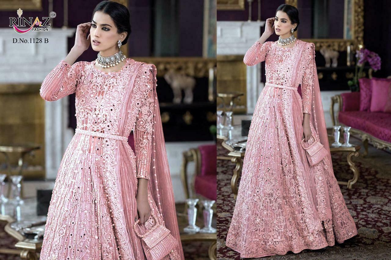 rinaz fashion D N 1128 premium wedding collection