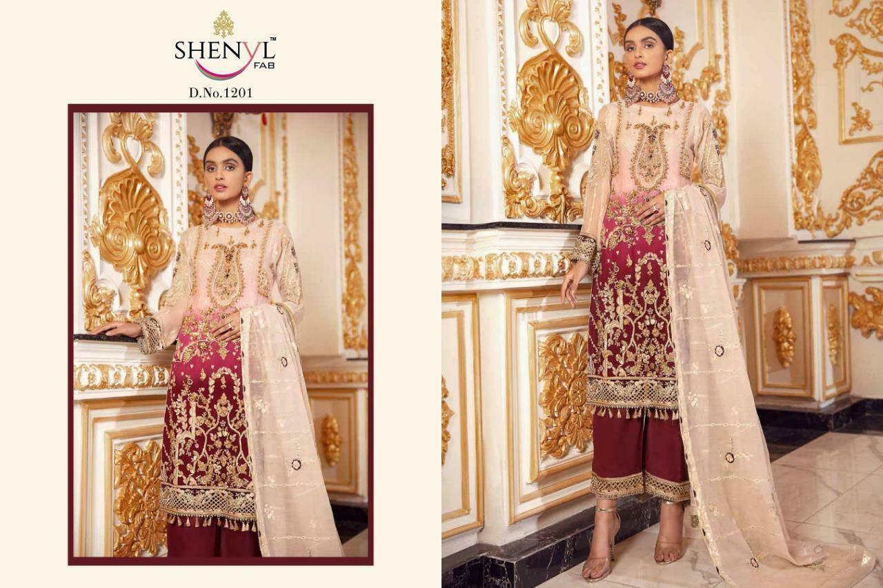 Shenly Fab Emaan Adeel vol-4