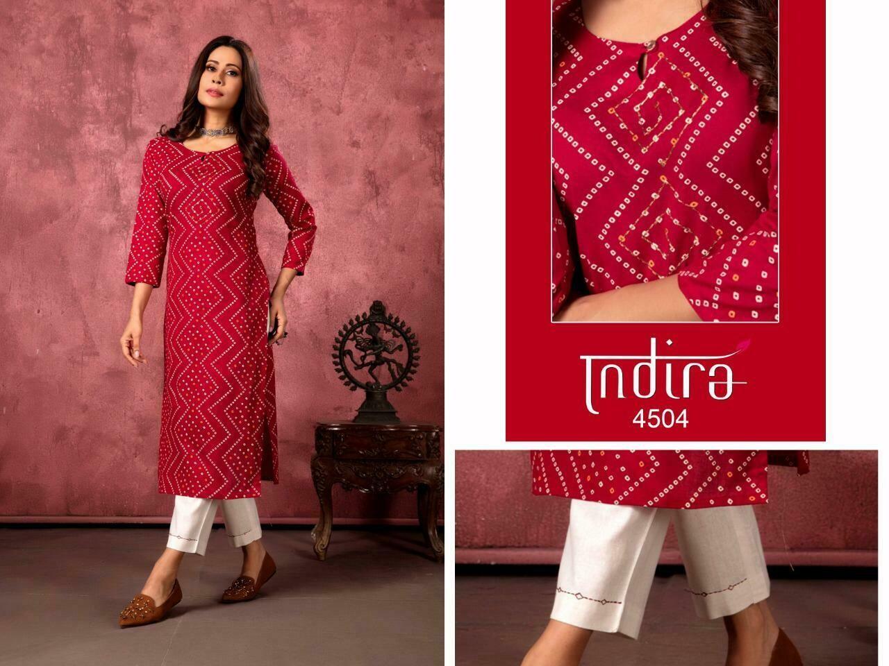 Indira Apparel's