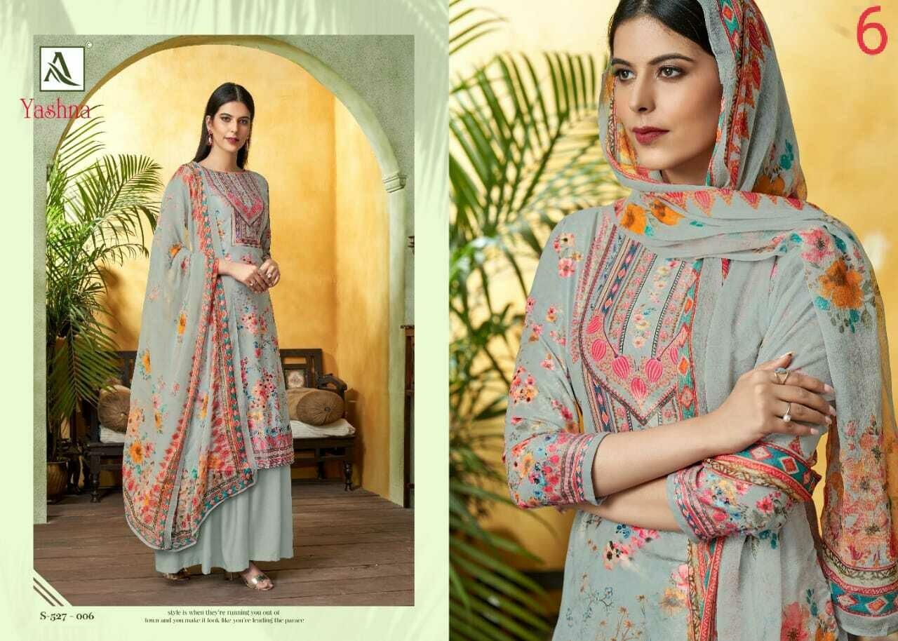 Alok Suit Yashna