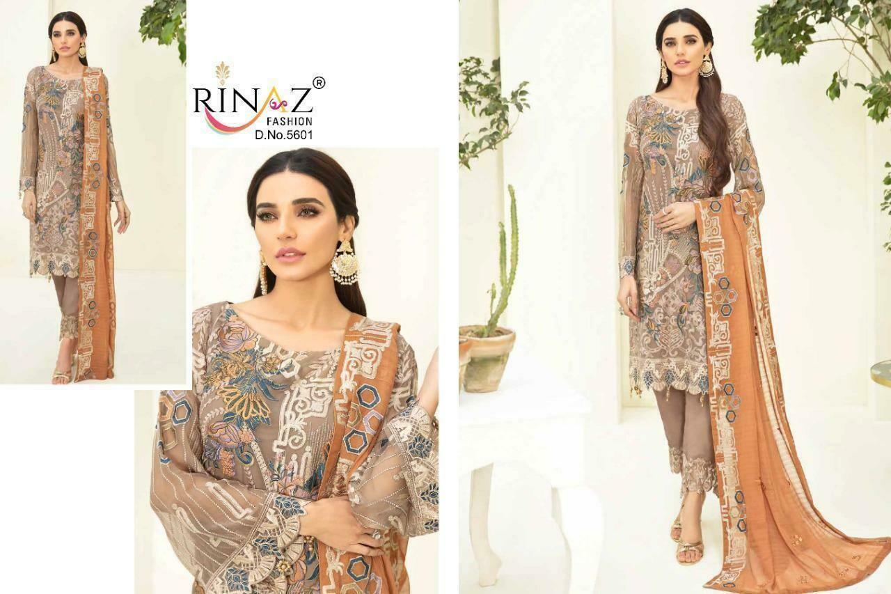 Rinaz Fashion Ramsha Vol-5