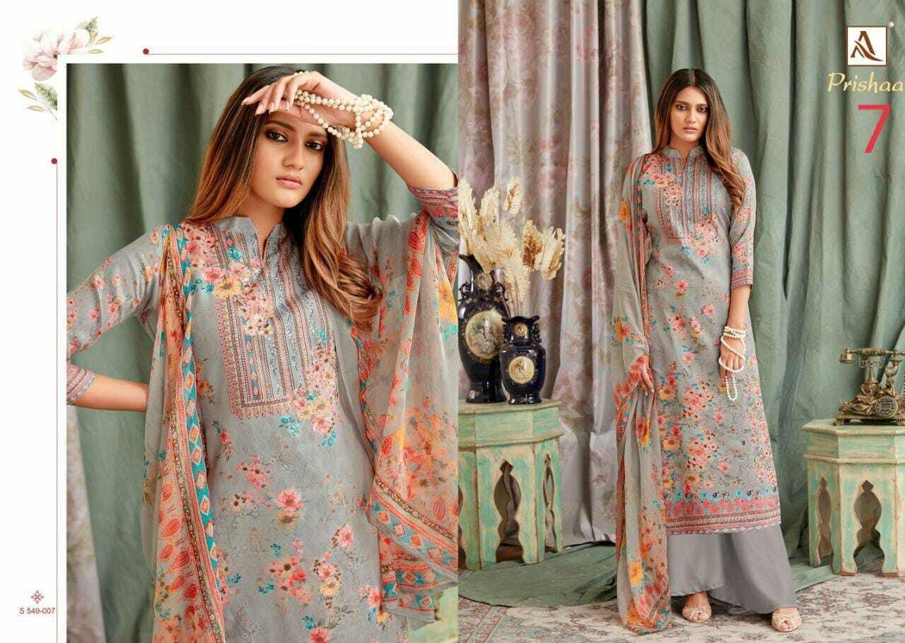 Alok suit Prishaa