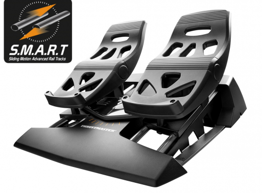 Thrustmaster-T. Flight Rudder Pedals