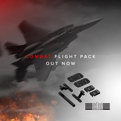 F-GT/GTTRACK Combat Flight Pack