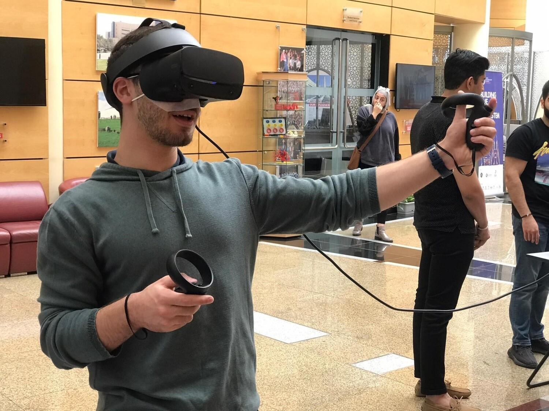 Virtual Reality Gaming Platforms