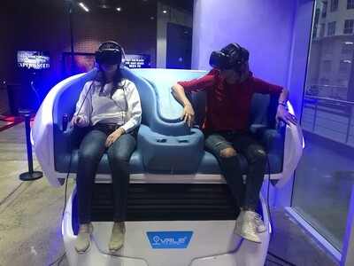 Virtual Reality Shuttle