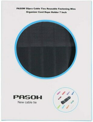 PASOW Cable Ties