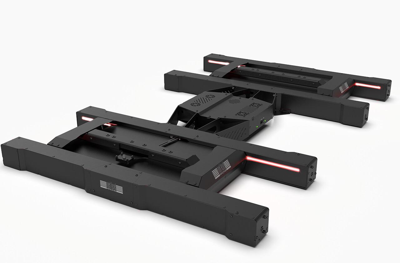 Traction Plus Motion Platform