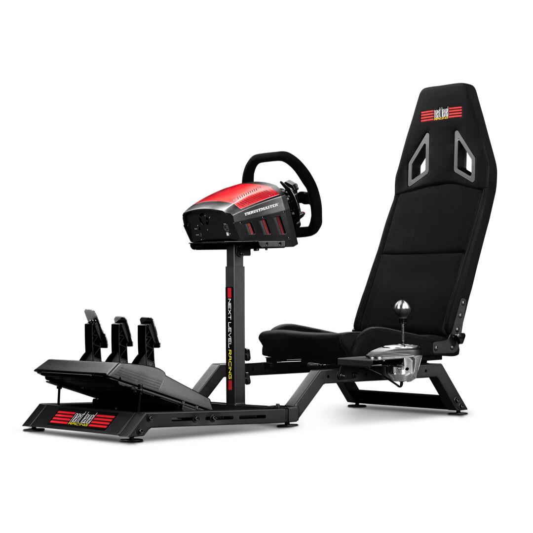Challenger Racing  Cockpit