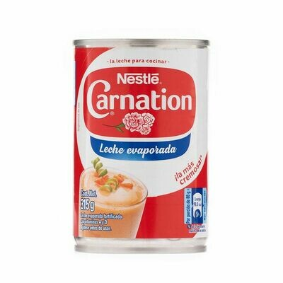 Leche Evaporada Carnation 315 GR