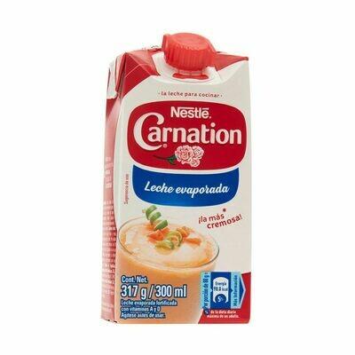 Leche evaporada Carnation 317 G