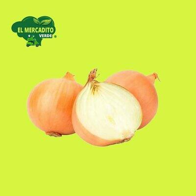 Cebolla amarilla (1/2 LB.)