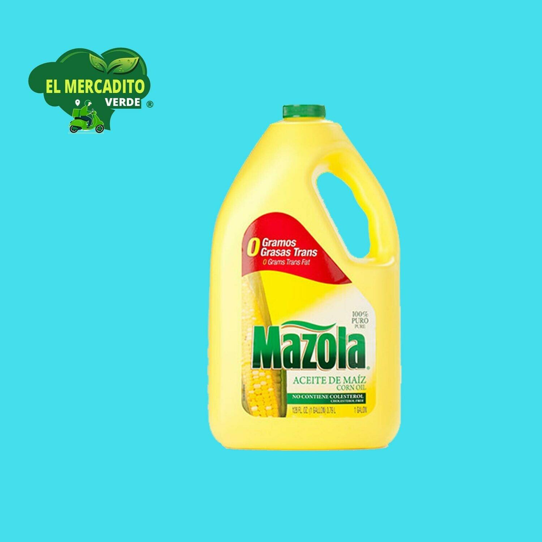 Aceite Mazola De Maíz 128 Oz