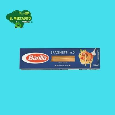 Spaguetti Barilla 500 Gr