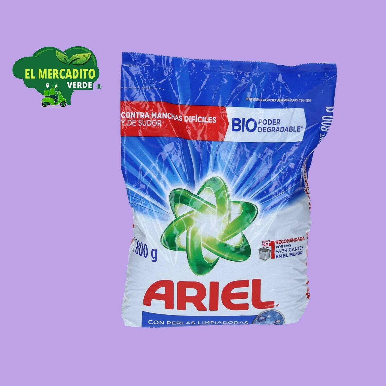 Detergente Ariel 800 Gr.