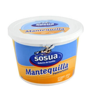 Mantequilla Sosua 454 g / 1 Lb