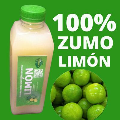 Zumo de limones - 32 onzas (12 LIBRAS LIMONES)