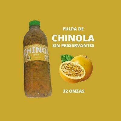 Pulpa de chinola sin preservantes - 32 onzas