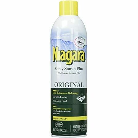 Almidón Niagara Original Spray 20 Oz