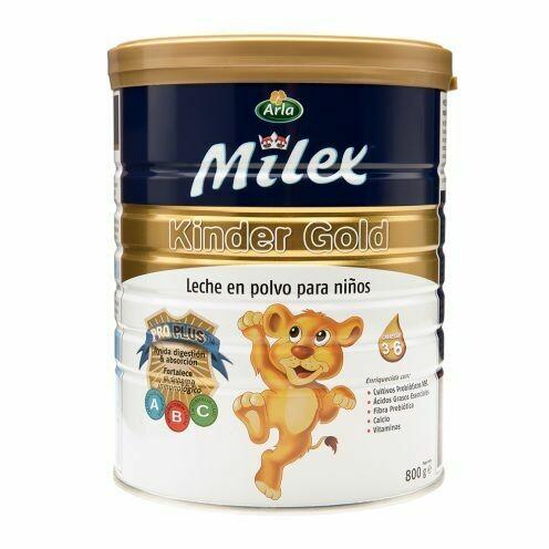 Leche Milex KINDER GOLD (800 GR)