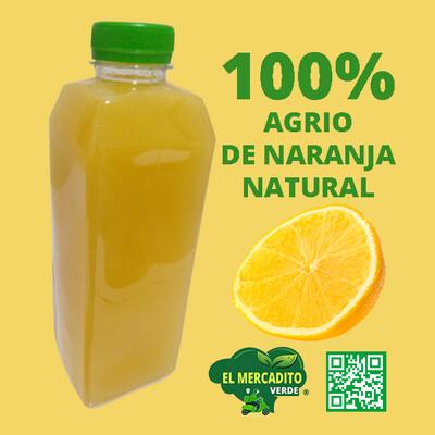 Agrio de Naranja, 100% natural (32 onzas)